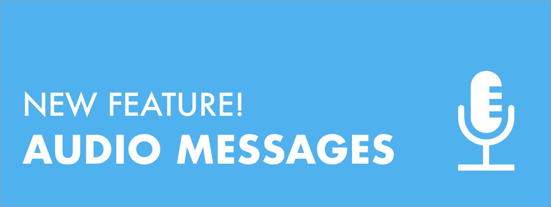 Audio Messages